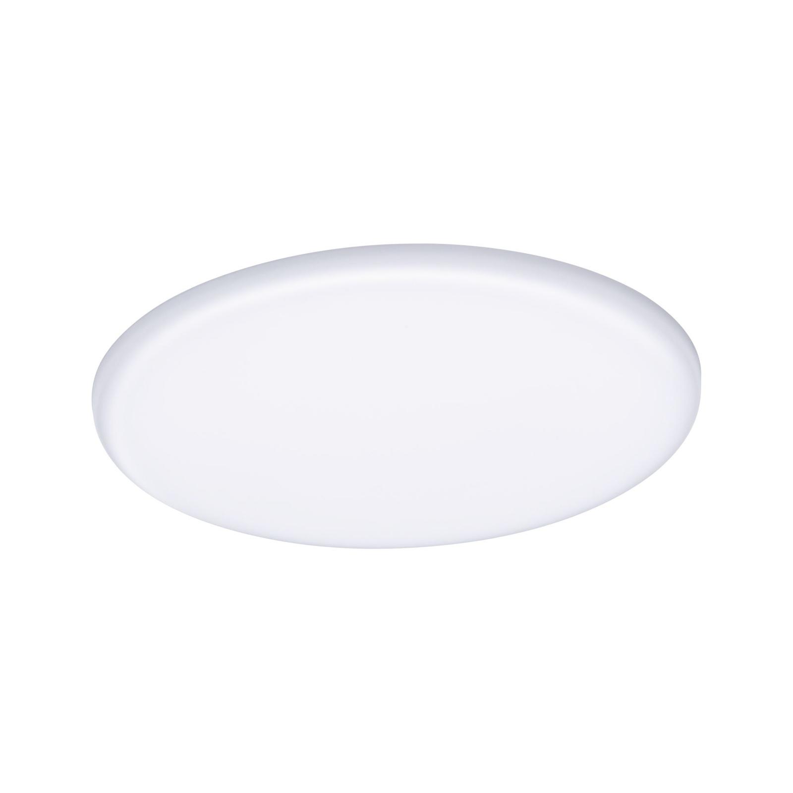 Paulmann LED-Panel Veluna rund CCT ZigBee 18,5cm