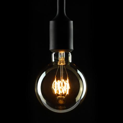 Lampadina LED a globo G95 922 E27 4 W orizzontale