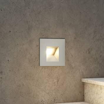Arcchio Zamo lámpara empotrada LED, plata