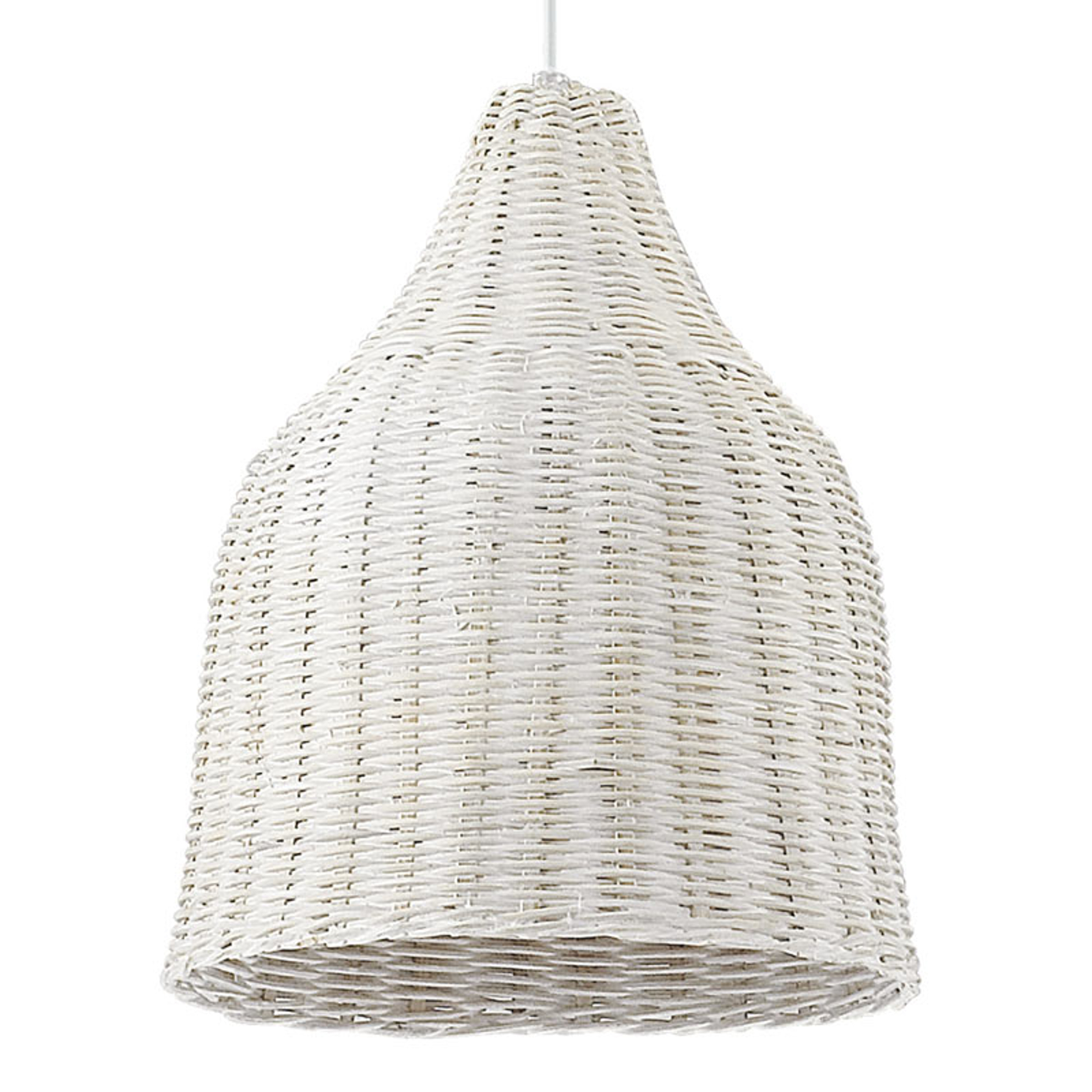 Korf-hanglamp Haunt, wit