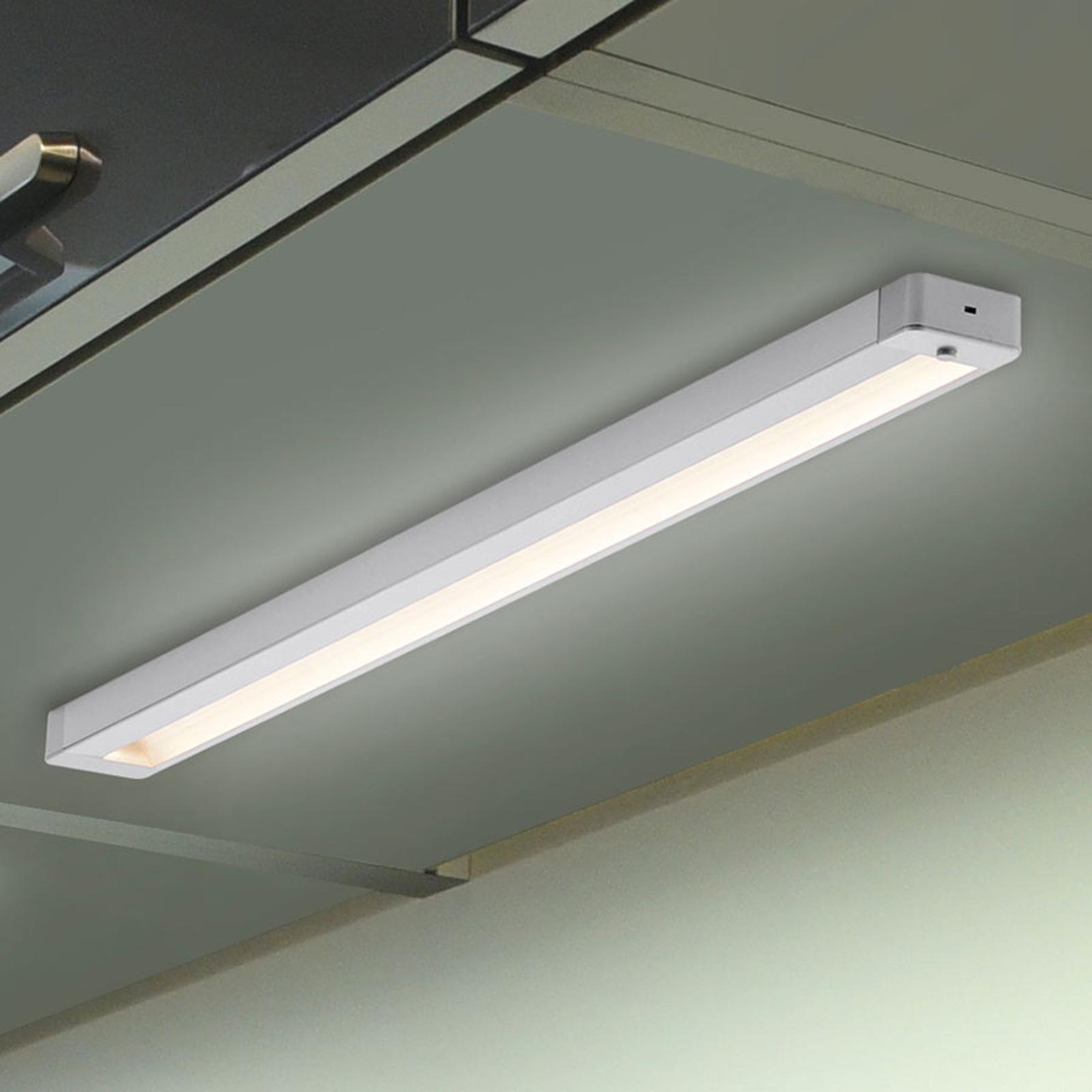Helena LED-underskabsbelysning 59,5 x 4 cm 3.000 K