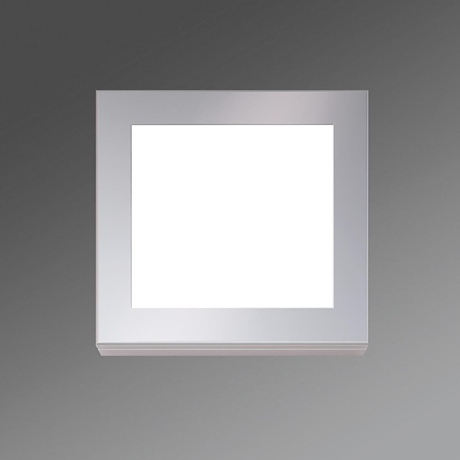 Rechthoekige LED wandlamp Visula-VSWIG 12W