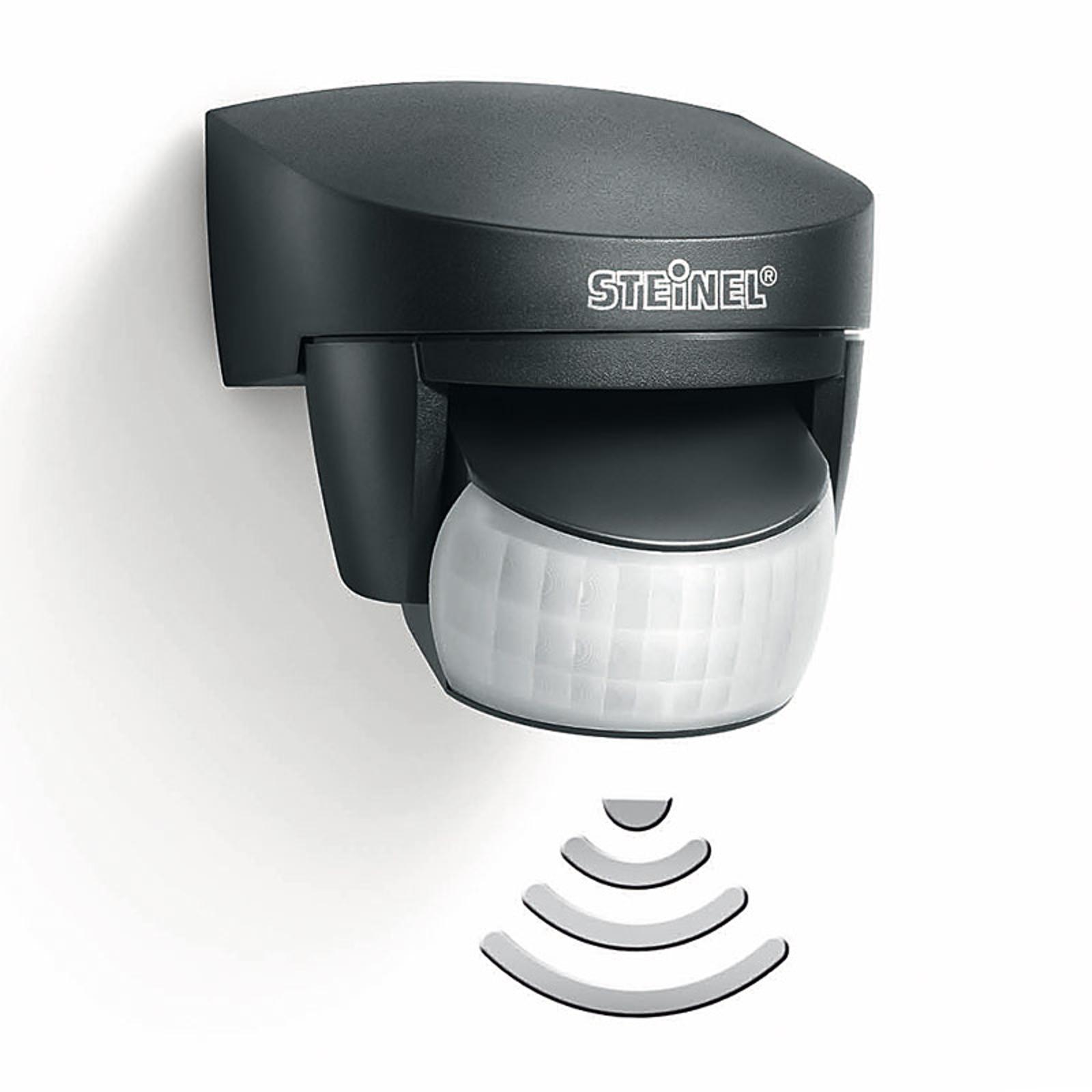 Sensore a infrarossi da parete IS 140-2 nero