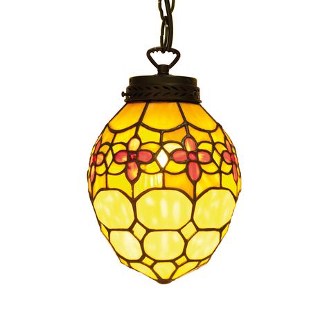 Carla - een hanglamp in Tiffany-stijl