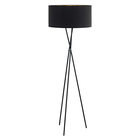 Stojací lampa Fondachelli s třínohým stojanem