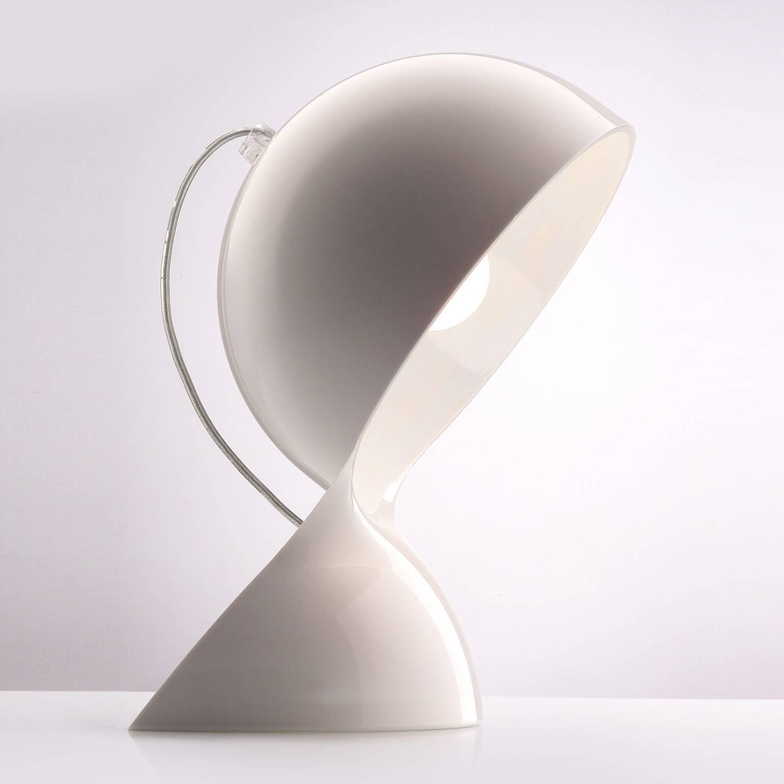 Artemide Dalù Designer-Tischleuchte in Weiß