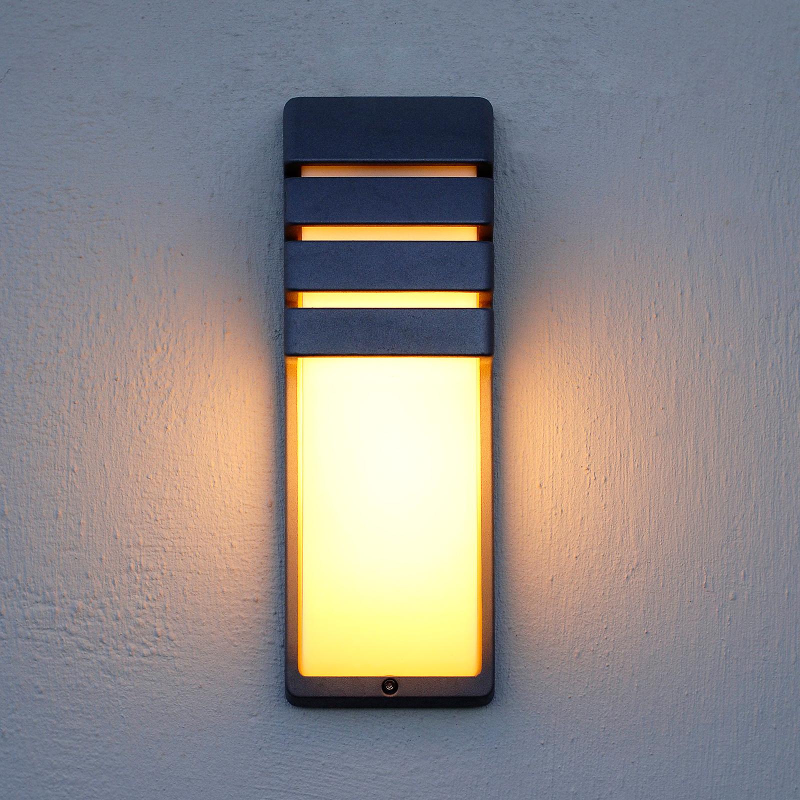 Decoratieve design-buitenwandlamp CITY ESL