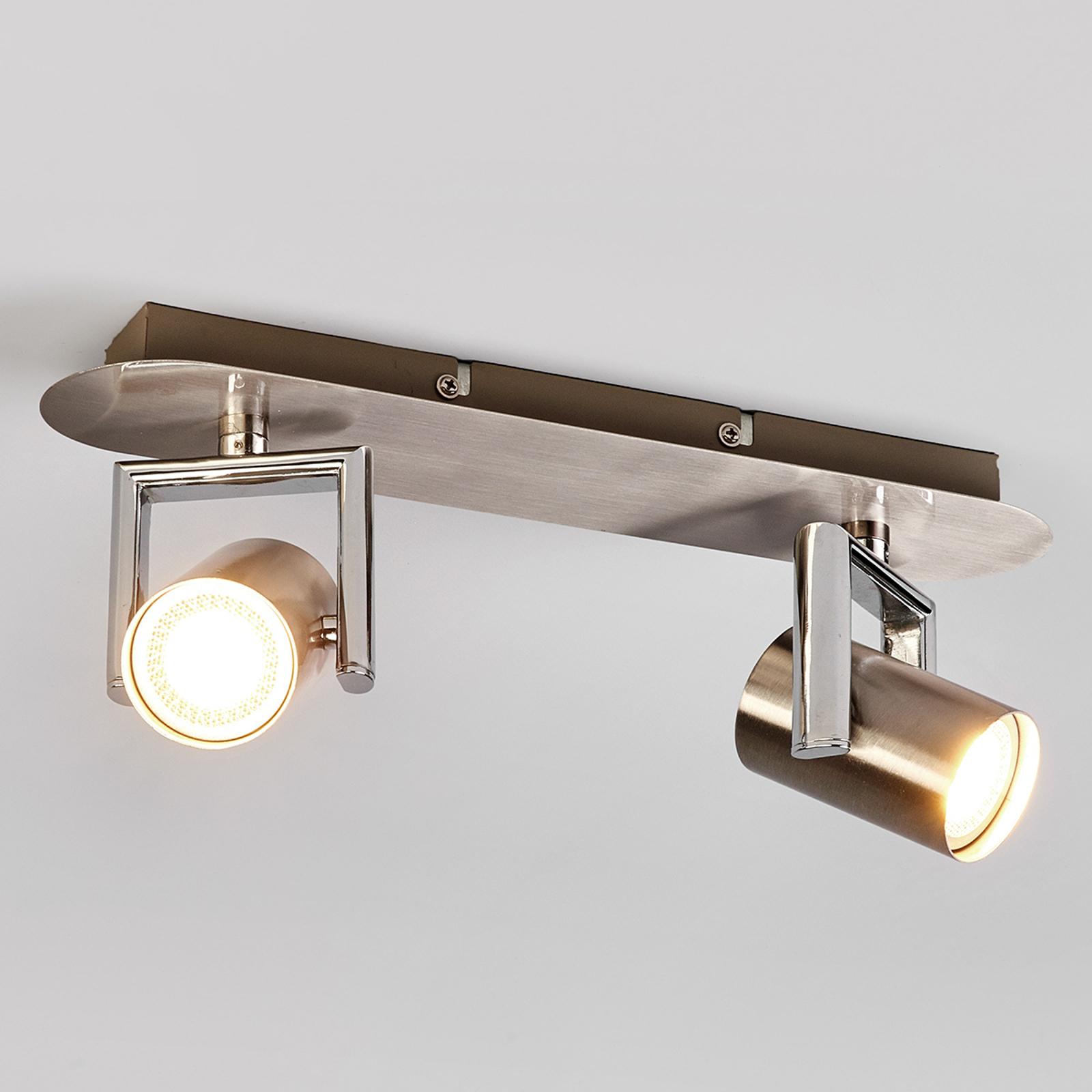 2-flammiger GU10-LED-Strahler Luciana kaufen