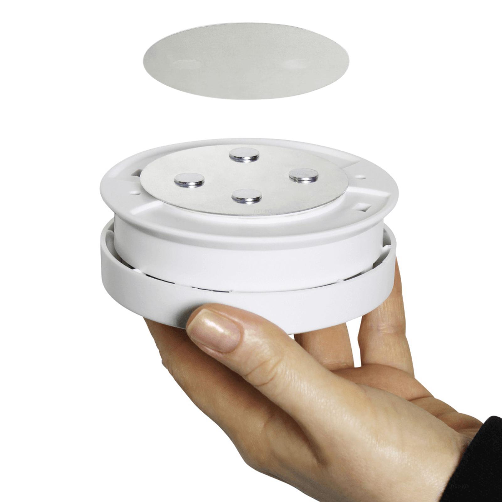 Magnetpad ZUB-MPA2-070 für Rauchmelder