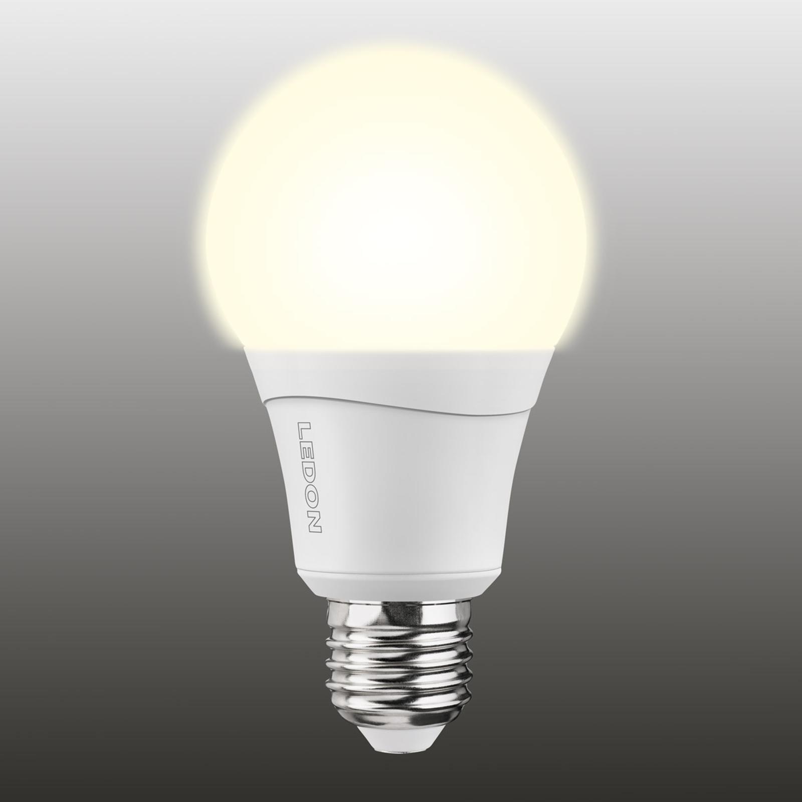 Ampoule LED E27 10W dual color (820/827)