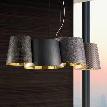 Axolight Melting Pot 115 Design-Hängelampe dunkel