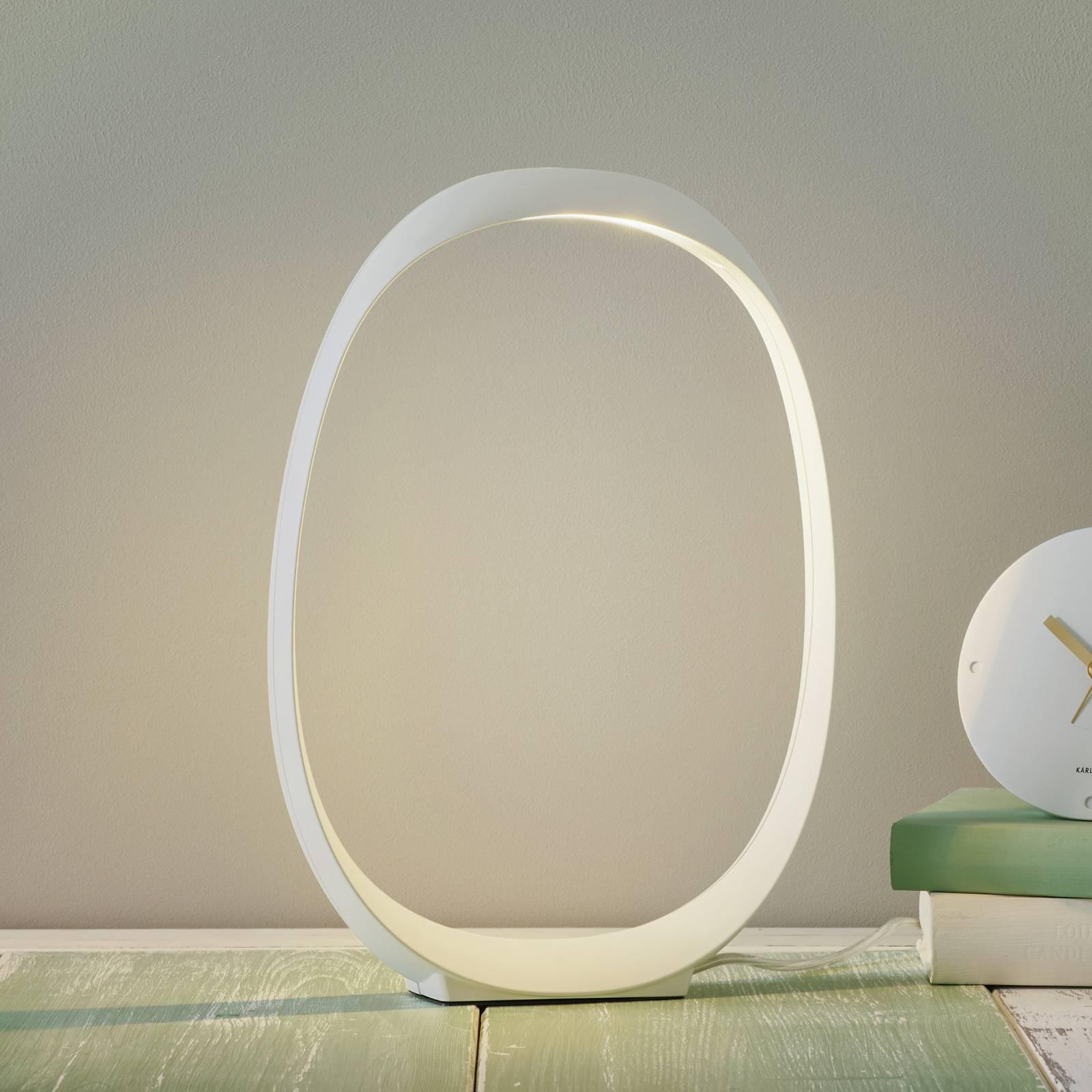 Foscarini Anisha piccola LED-Tischleuchte, 32cm