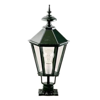 Stylowa lampa na cokół K7c