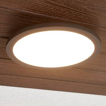 LED venkovní stropní svítidlo Malena se senzorem