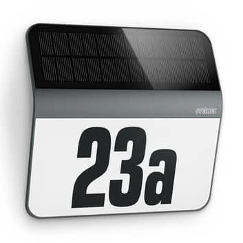 STEINEL LH-N aplique LED con número de casa