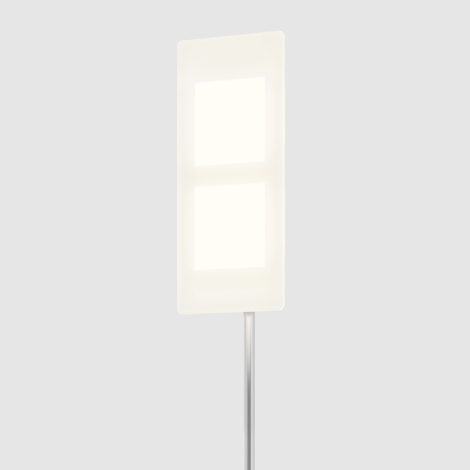 Mit OLEDs - Stehleuchte OMLED One f2 weiß