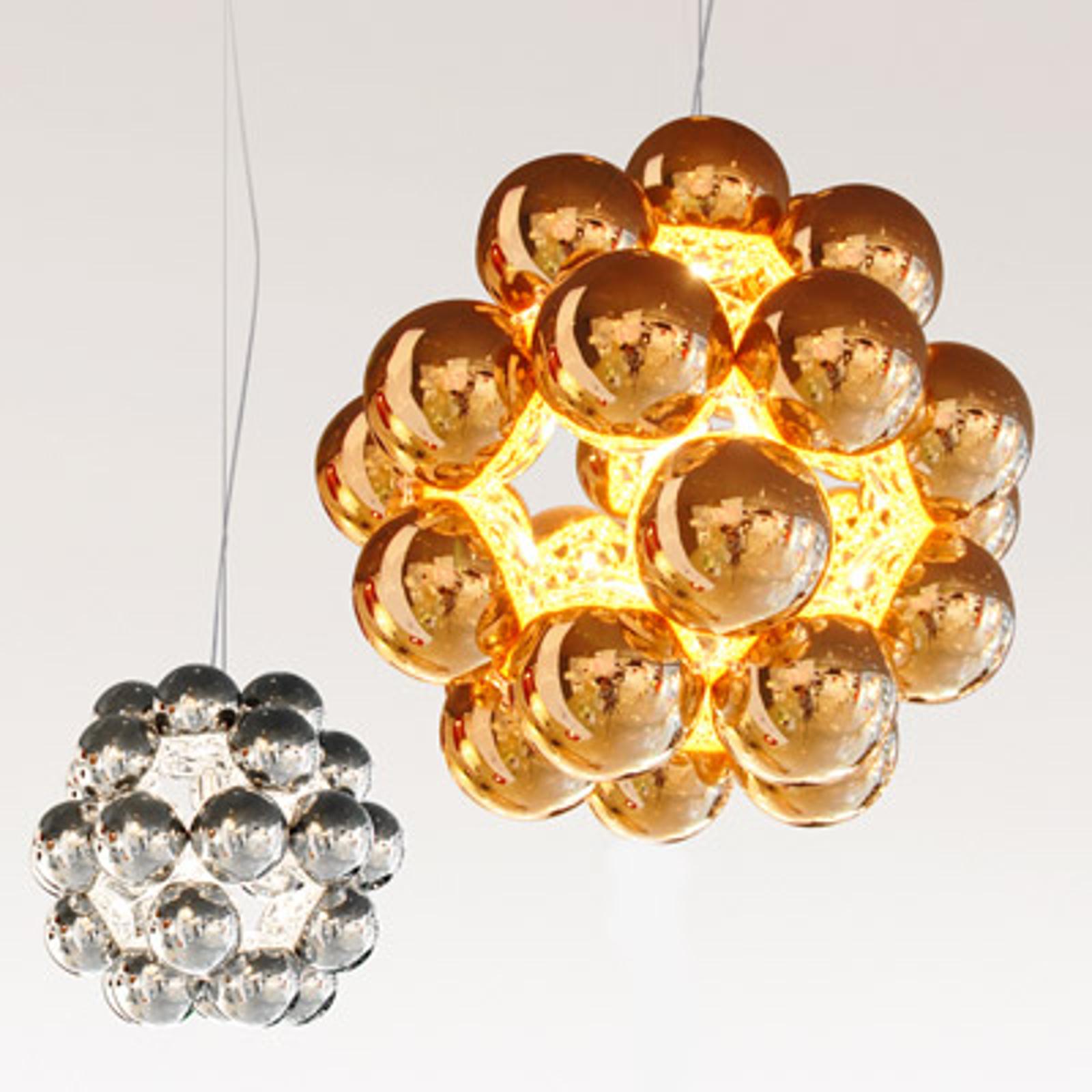 Produktové foto Innermost Innermost Beads Penta - závěsné světlo chrom