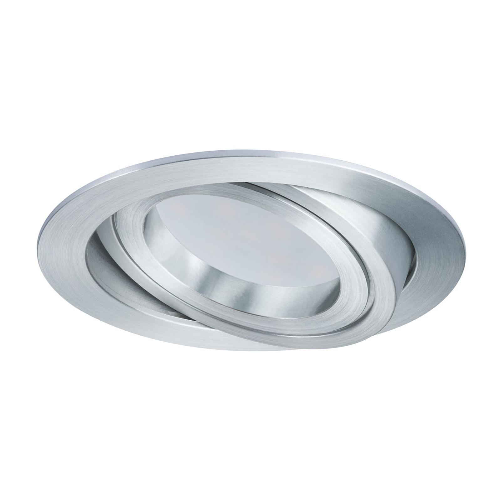 Paulmann LED-Spot Coin 3x7W dimm-/schwenkbar, Alu