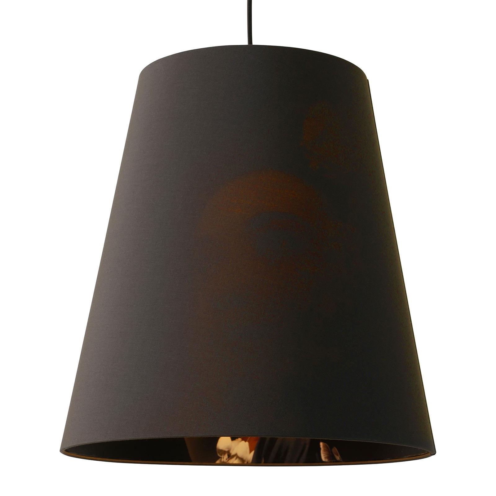 Karman Cupido lampa wisząca z kloszem Ø 40 cm