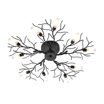 Lindby Bigna plafondlamp, 10-lamps