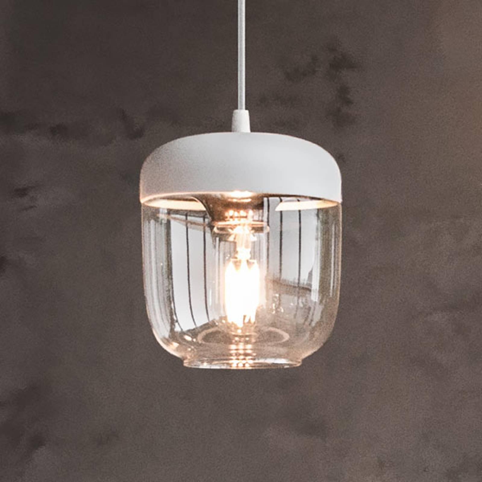 UMAGE Acorn hanglamp wit/koper