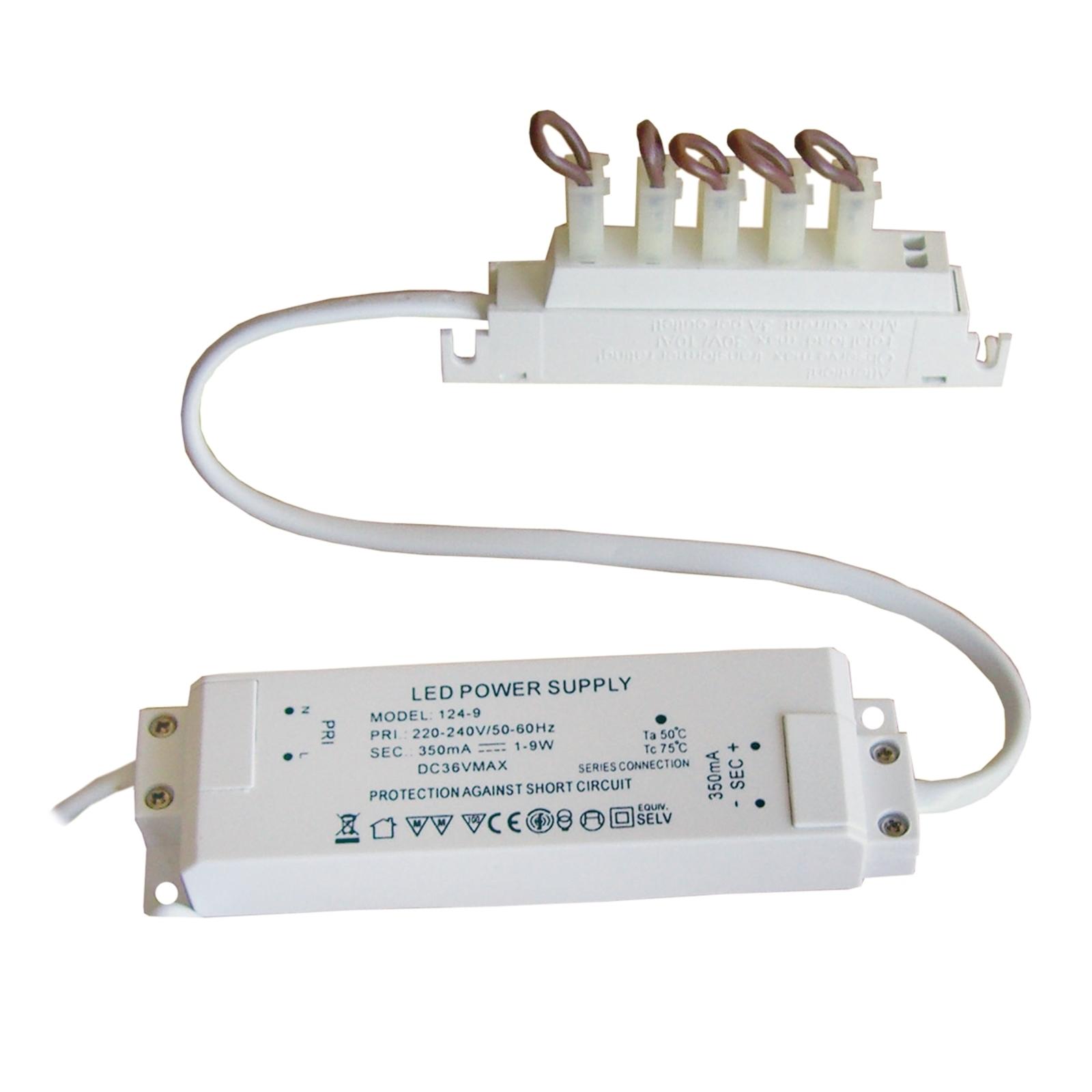 Power led-transformator