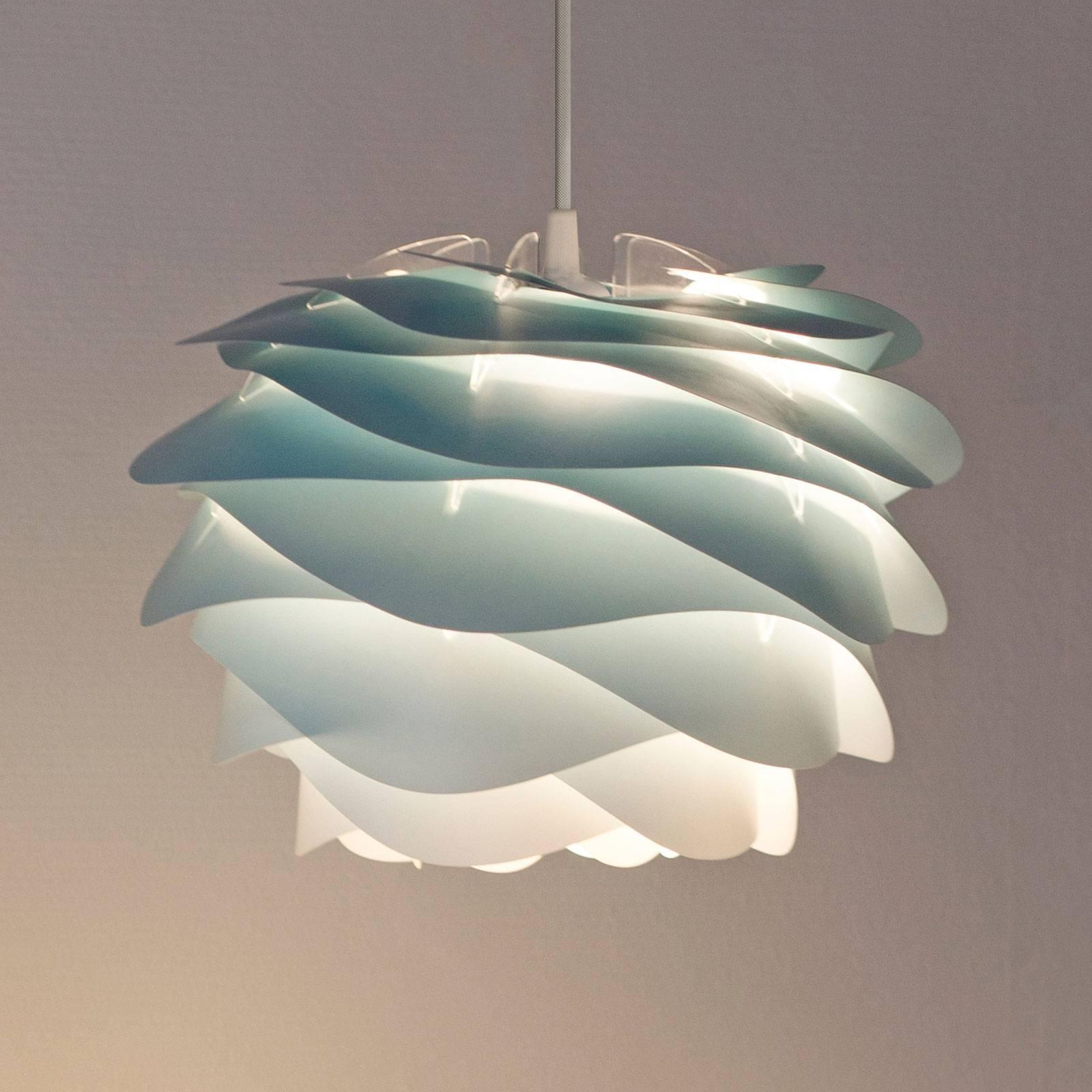 UMAGE Carmina Mini lampa wisząca niebieska