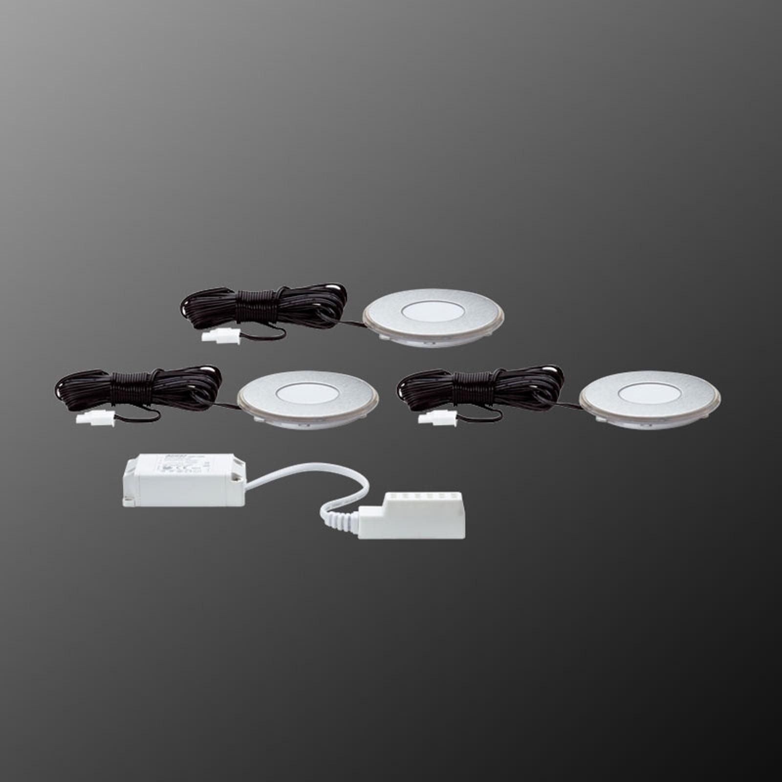 LED inbouwlamp Deco Up-Down set van 2 IP44