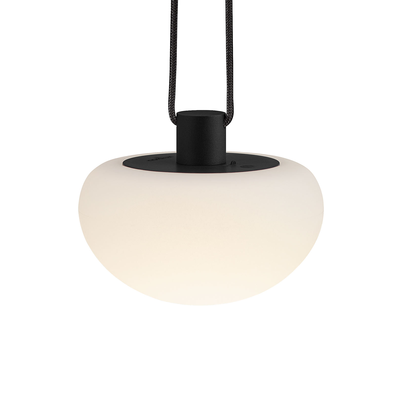 LED-dekorasjonsbelysning Sponge pendant med batt.