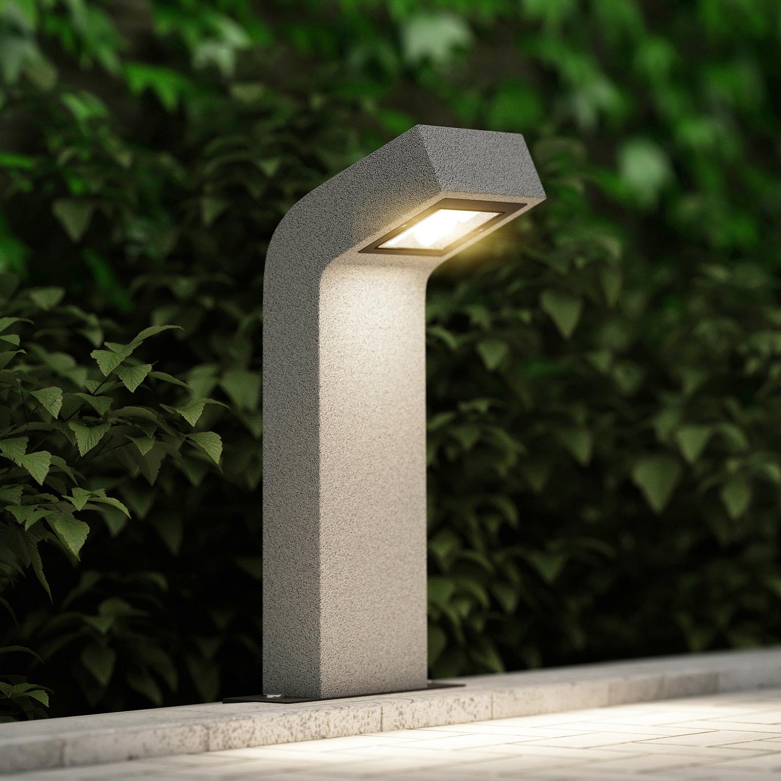 Arcchio lampioncino LED Vavara, altezza 45 cm