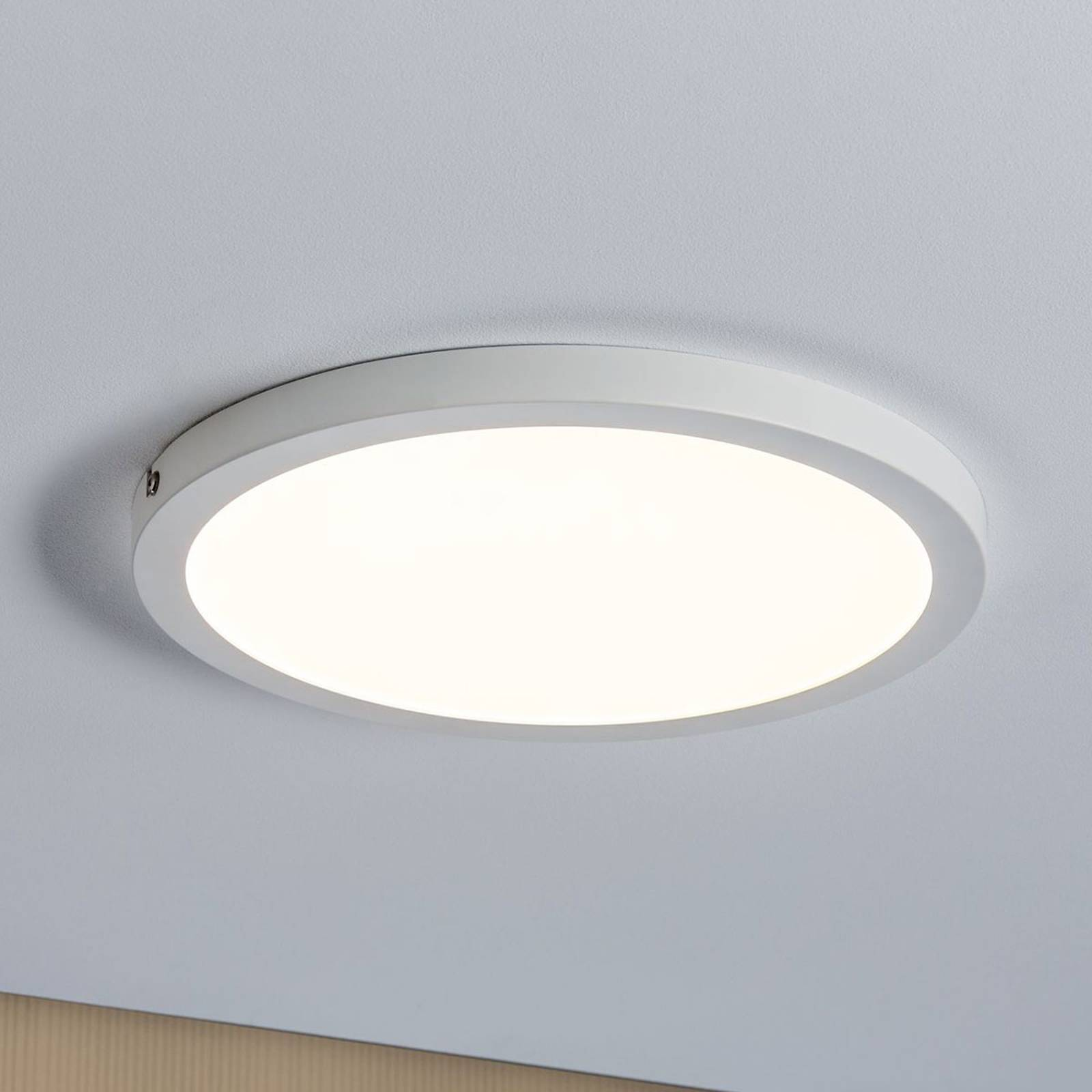 Paulmann Atria LED-Deckenleuchte Ø30cm weiß matt