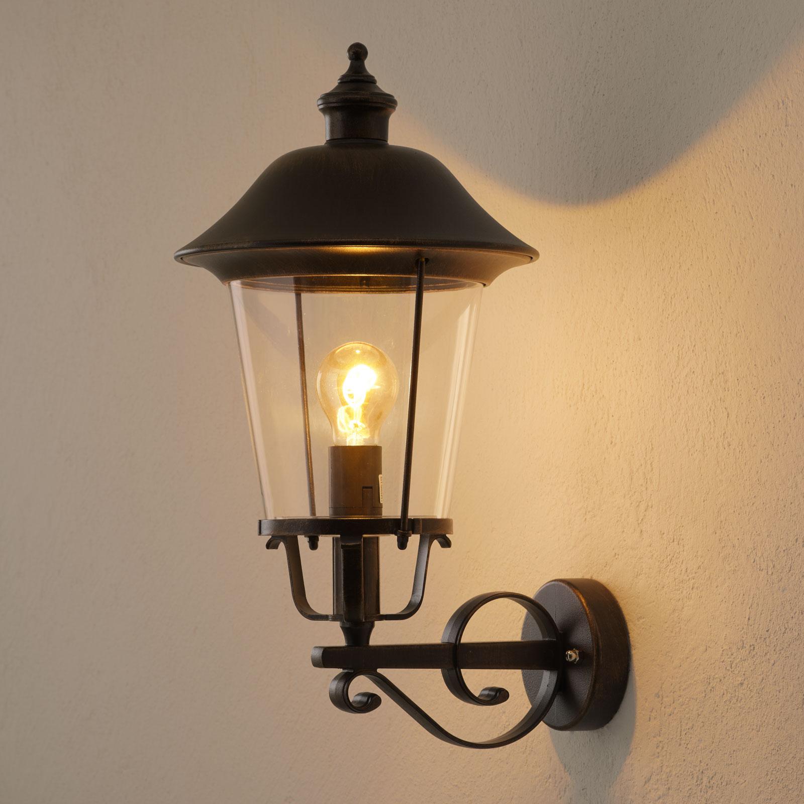 MARIELLA - omhoog gerichte buitenwandlamp