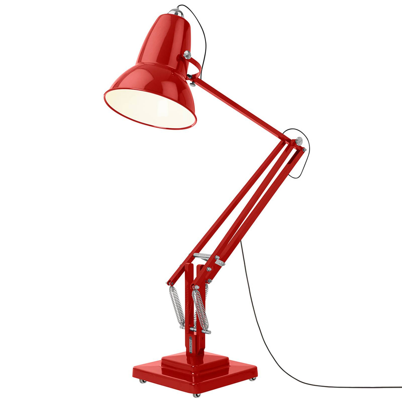 Anglepoise Original 1227 Giant Stehl IP65 rot