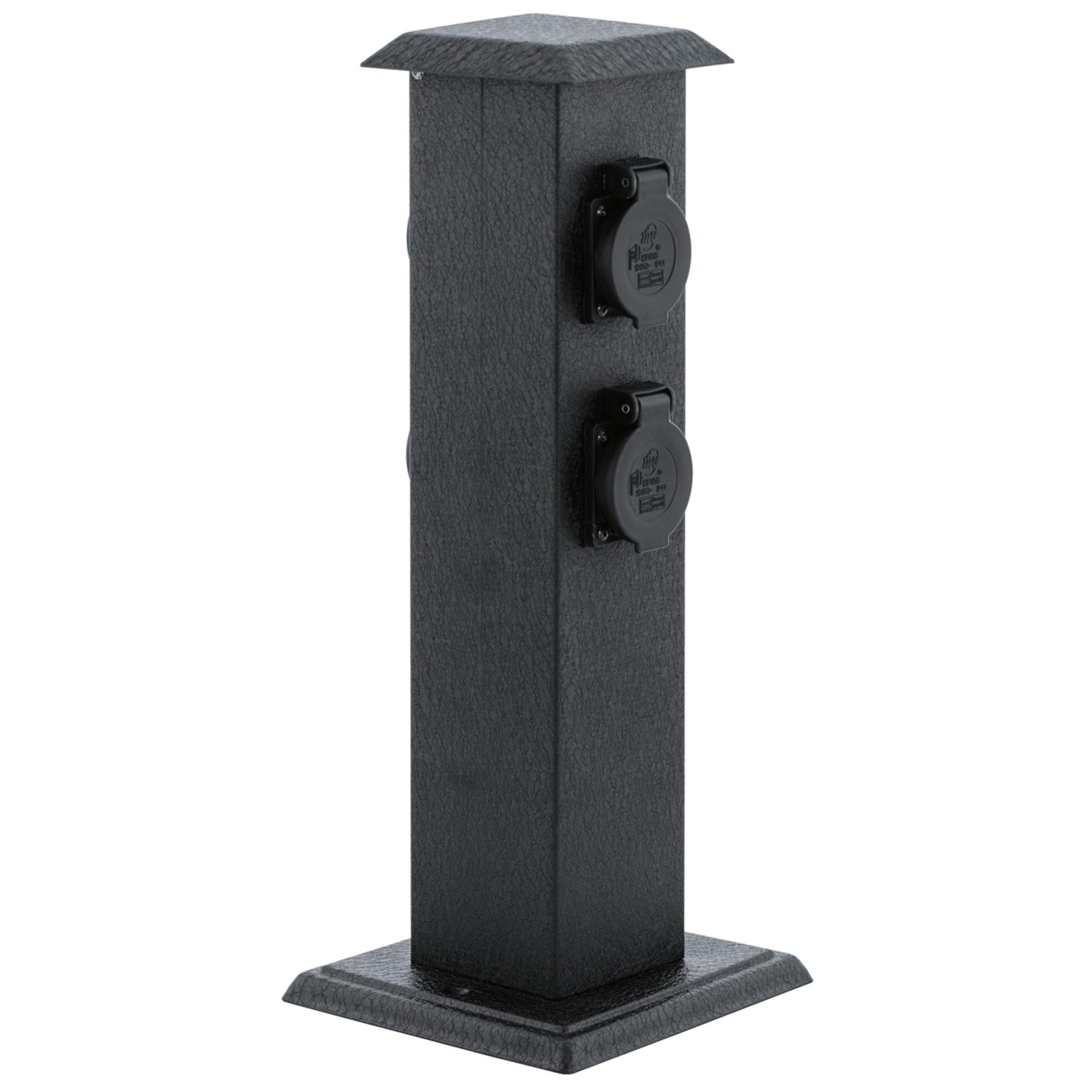 Columna con enchufes PARK 4