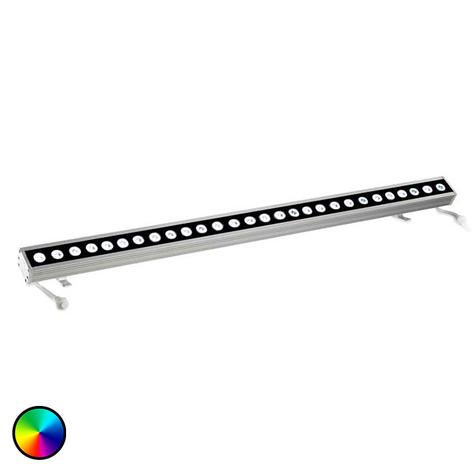 LEDS-C4 Tron buitenwandlamp RGB-LED