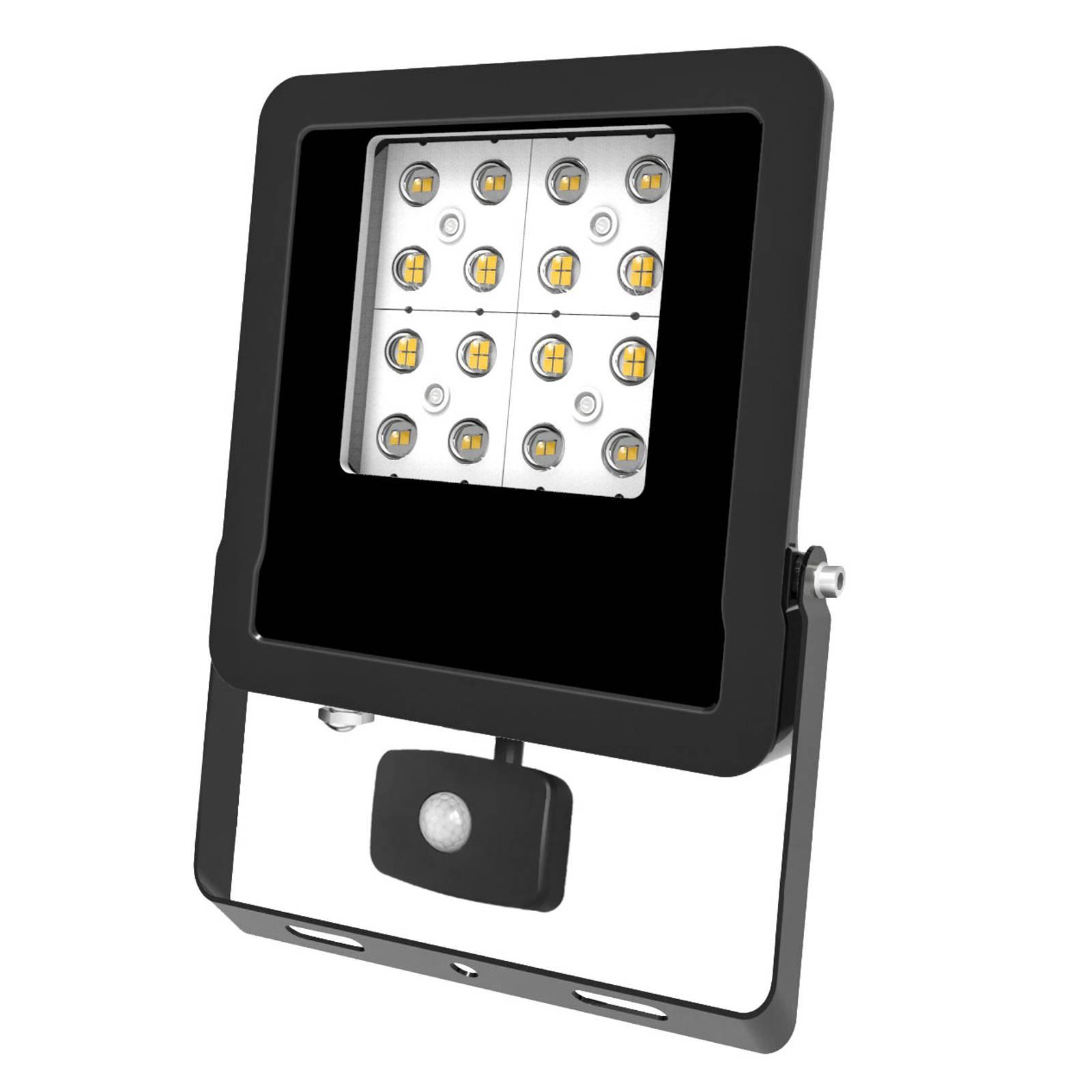 EVN EVN Panthera venkovní spot senzor IP44 30W 3000K