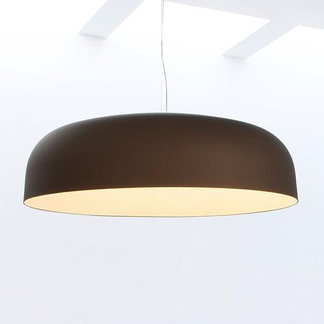 Oluce Canopy - Hängeleuchte, 90 cm, bronze-weiß