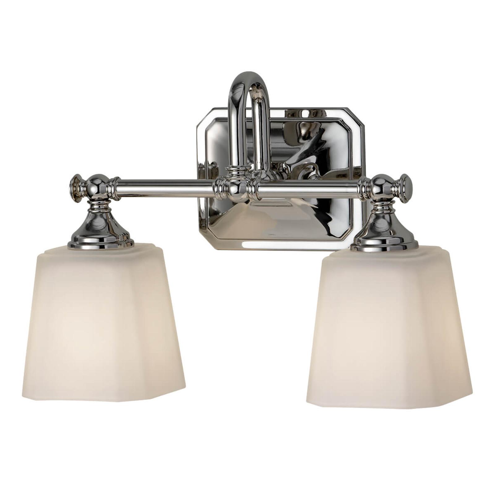 Concord - applique miroir & salle de bain 2 lampes