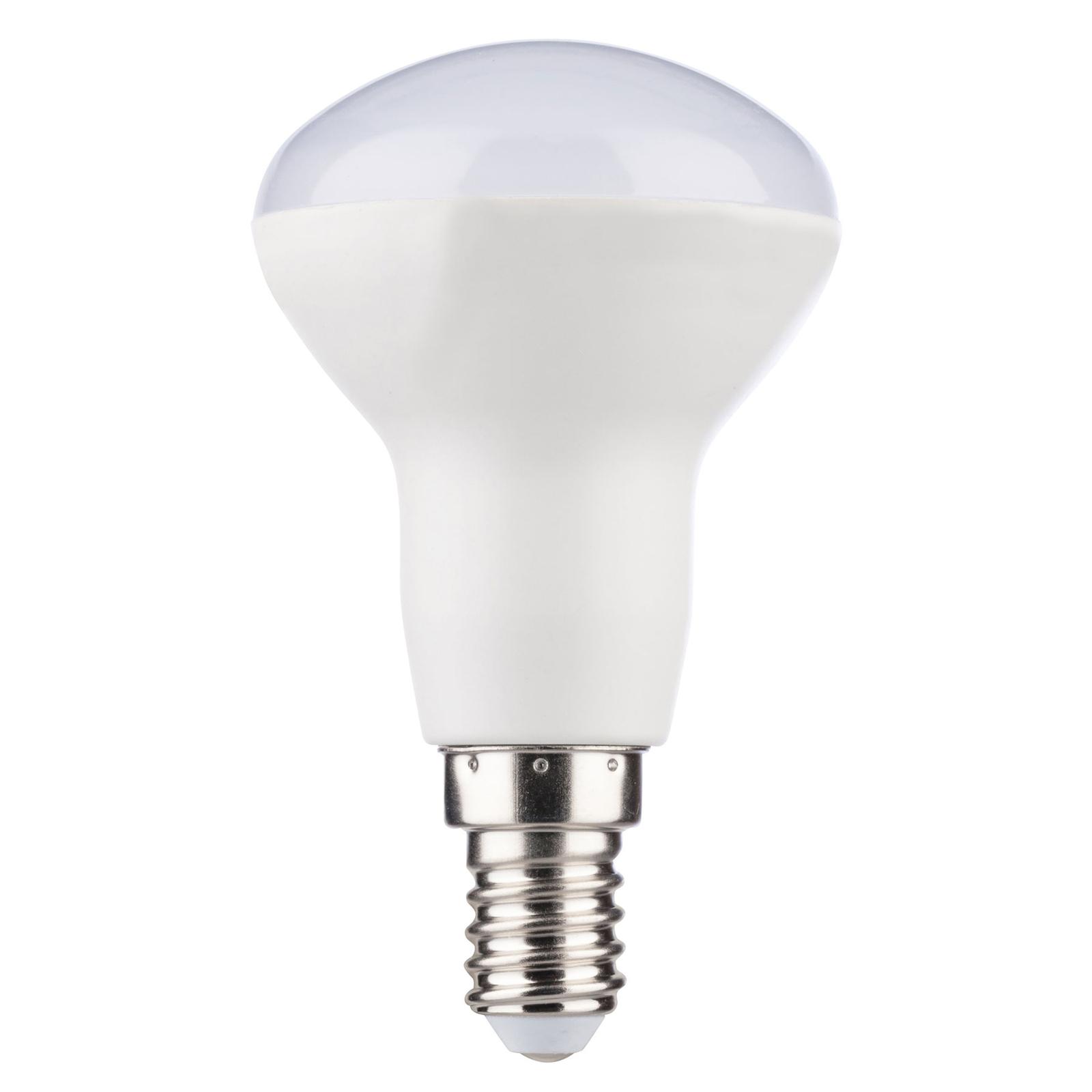 LED-Reflektor E14 R50 6W 2.700K 3+1 Set 430lm