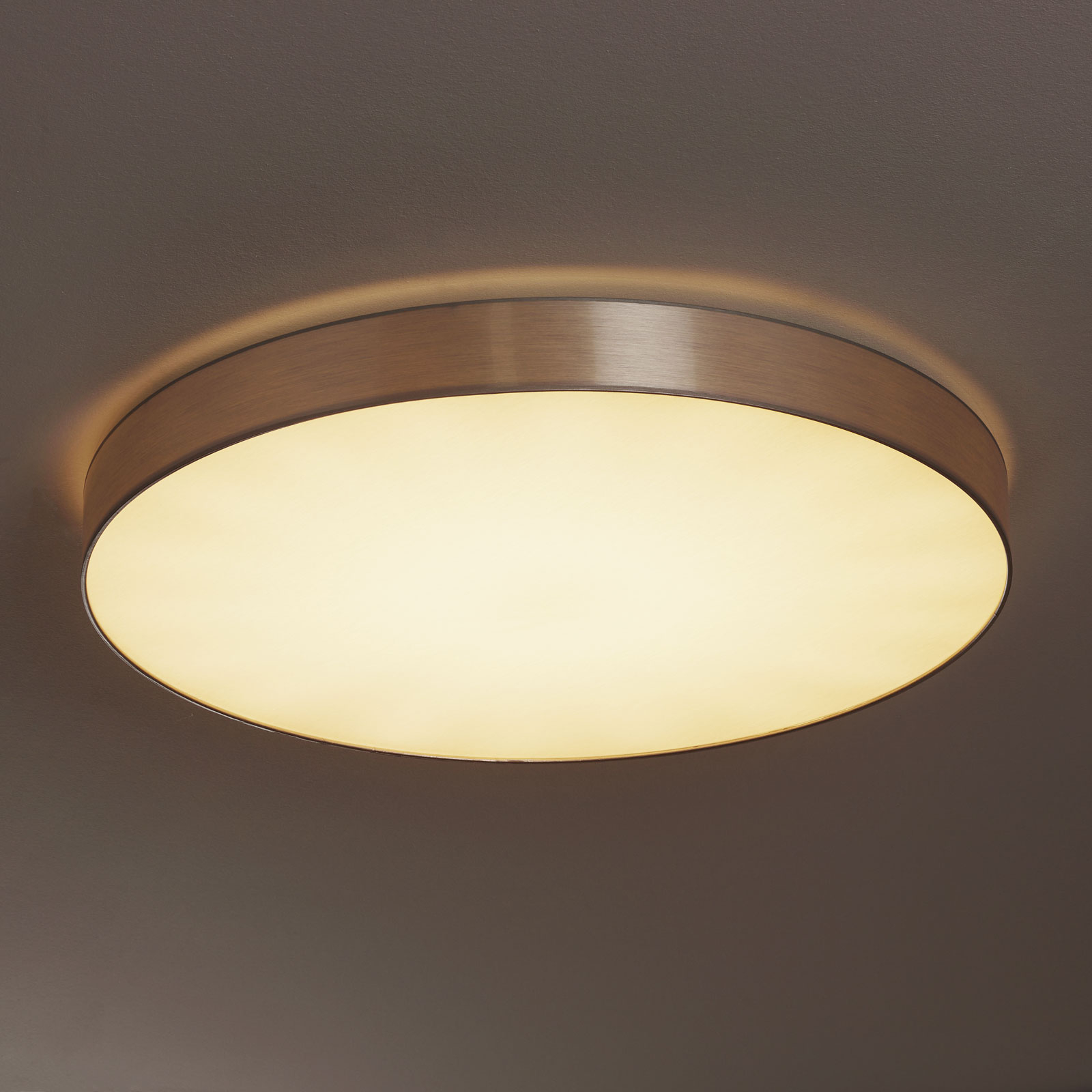 Runde LED-Deckenlampe Aurelia mit Dimmfunktion