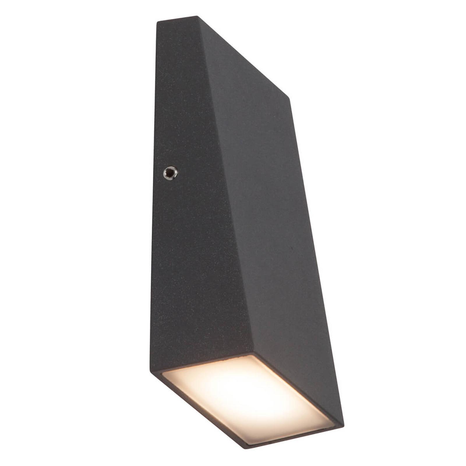 AEG Tivana - LED-Außenwandlampe, Nano-Beschichtung
