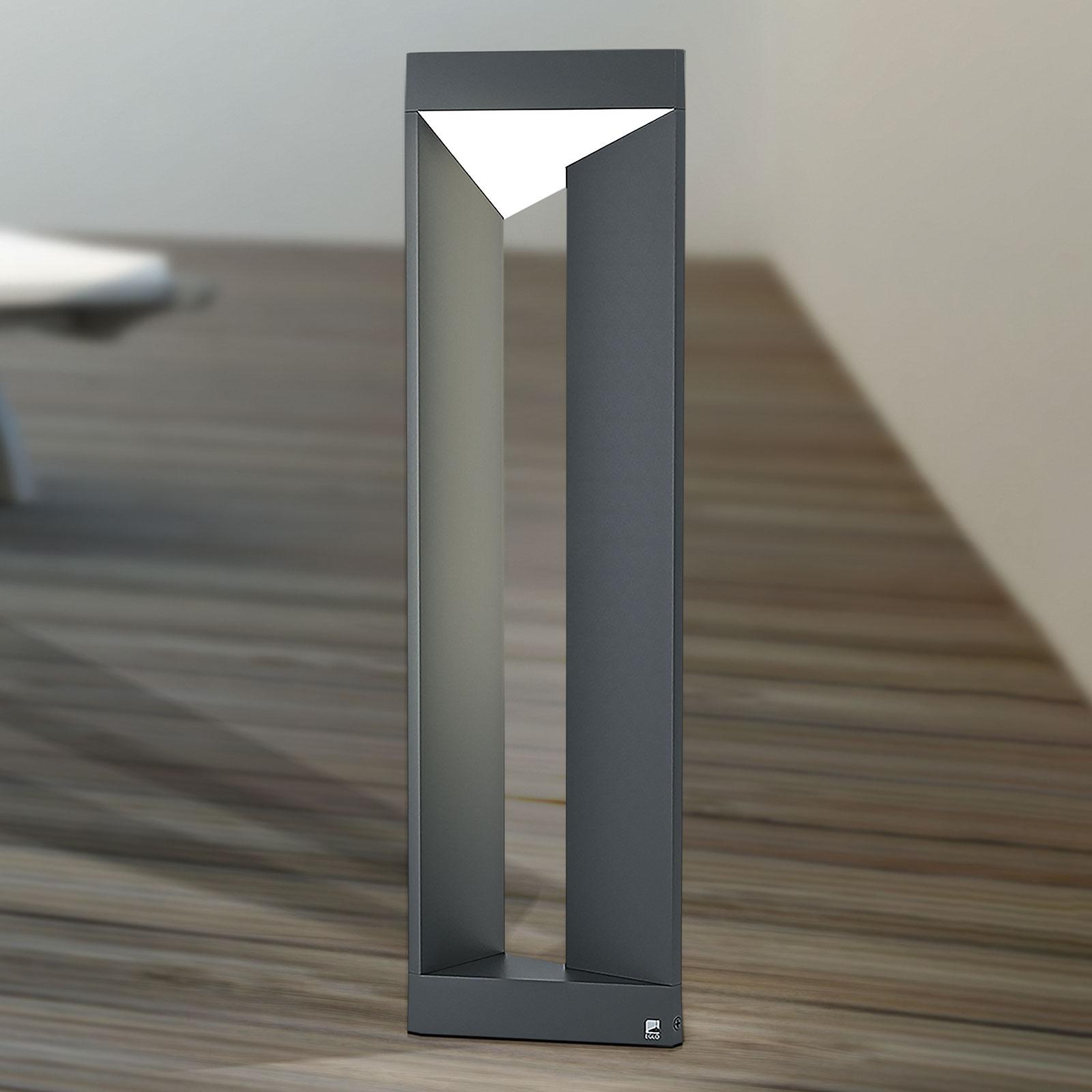 Lampioncino LED Nembro IP54 alluminio pressofuso