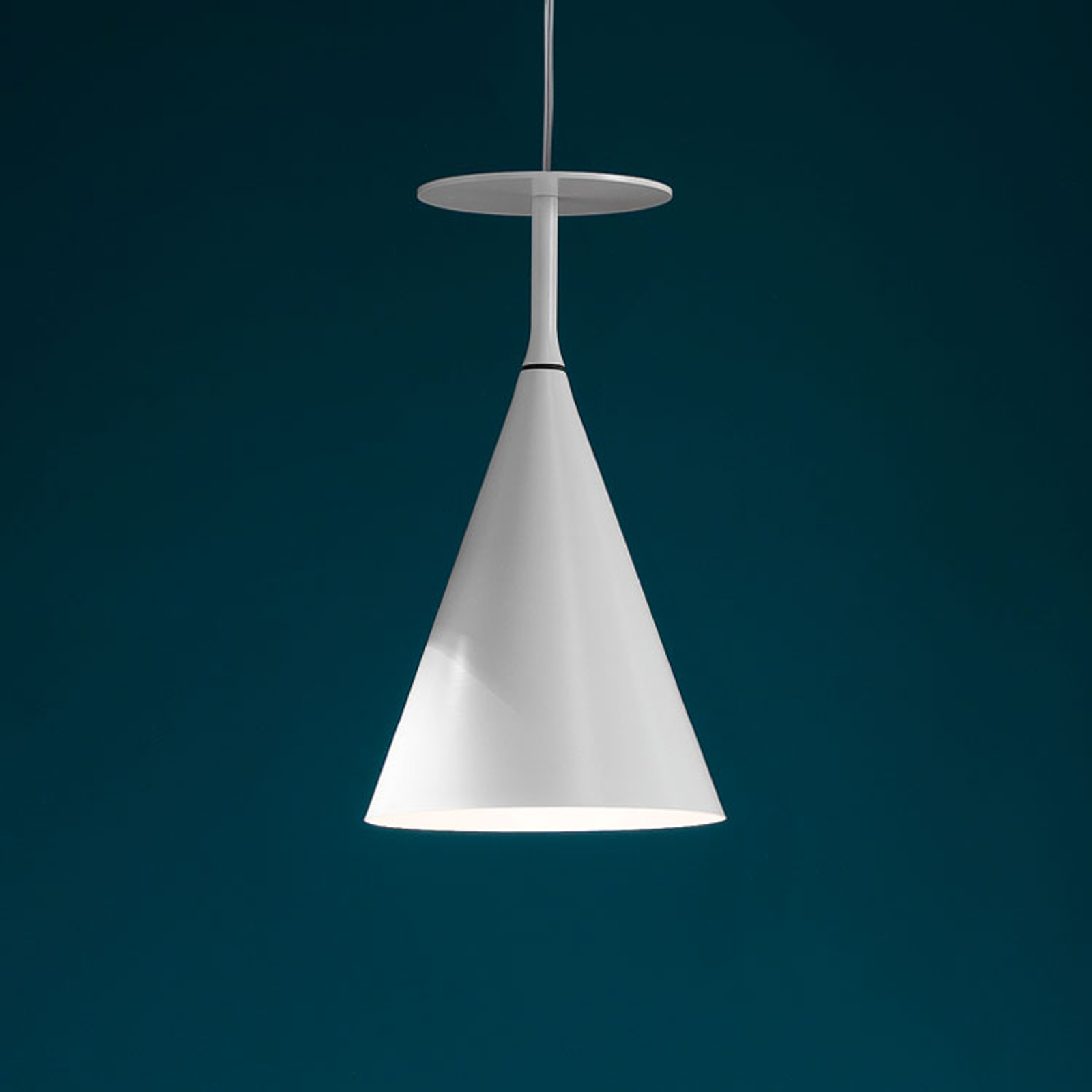 Modo Luce ABC Single B hængelampe, hvid
