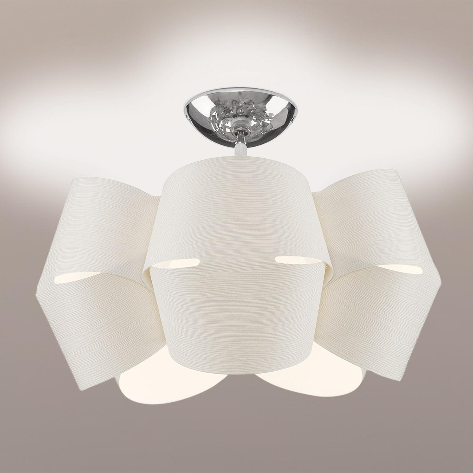 Sky Mini Alien loftlampe, hvid