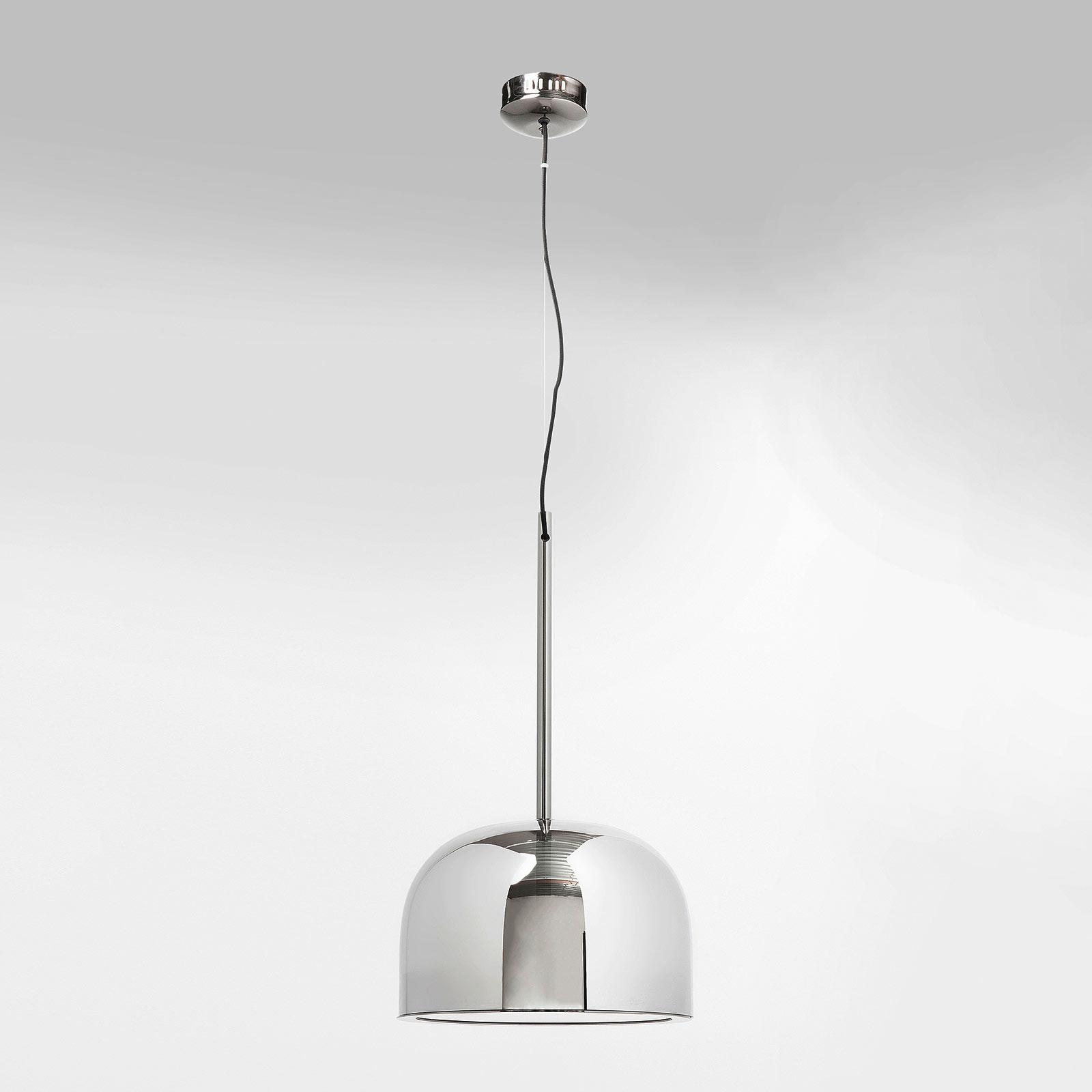 KARE Big Band lampa wisząca LED przezroczysta