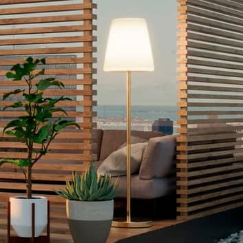 Newgarden Lola Slim 180 LED vloerlamp met stekker