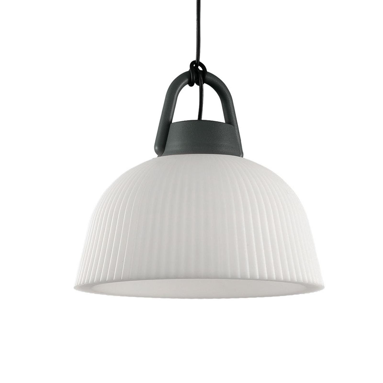 Lampa wisząca zewnętrzna Kinké IP65