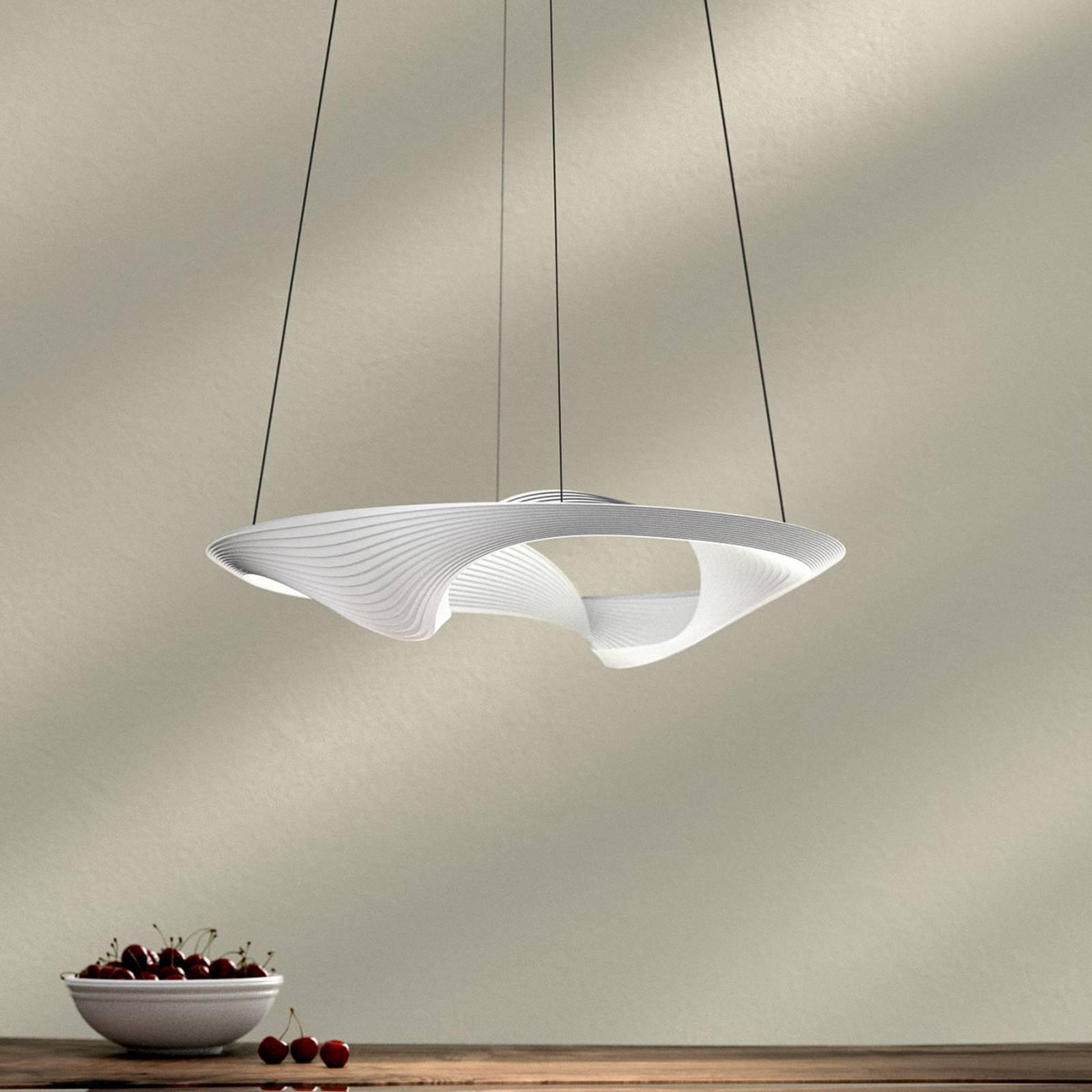Ściemniana lampa wisząca LED Sestessa Cabrio