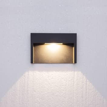 3 W LED-upotettava-seinävalaisin Mitja, IP65