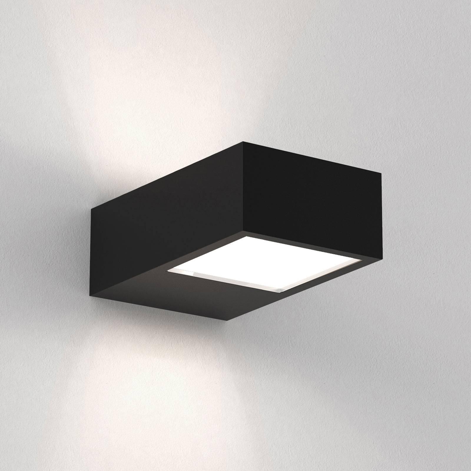 Astro Kappa LED wandlamp up & down, zwart